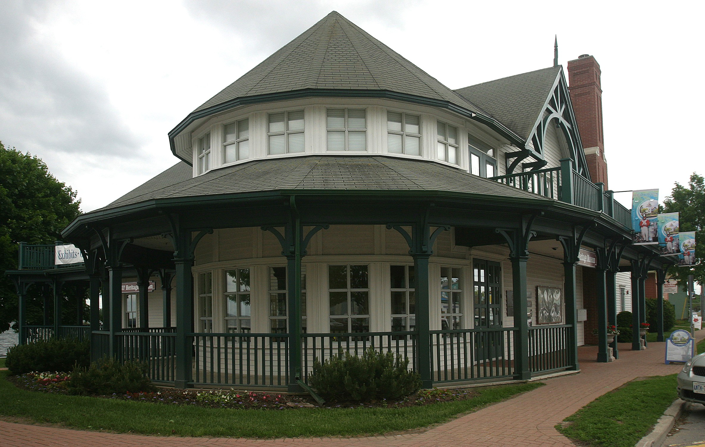 Arthur Child Heritage Museum